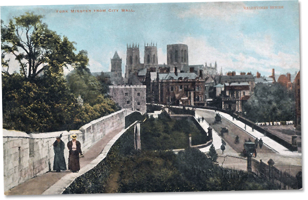 york-walls-postcard