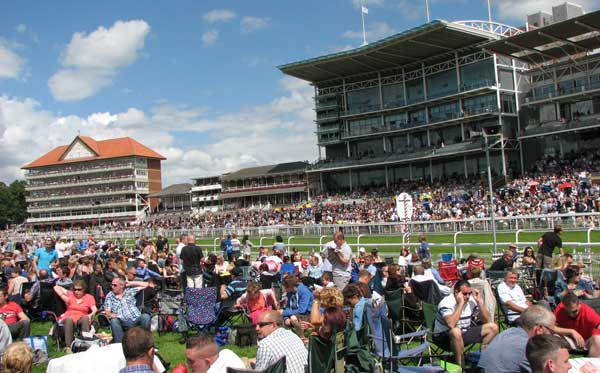 Bring a picnic and make a day of it at the Press Family Race Day