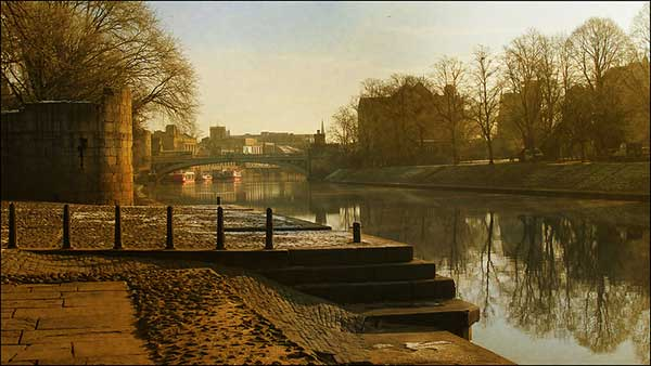 Highly commended: The Ouse by John Foreman