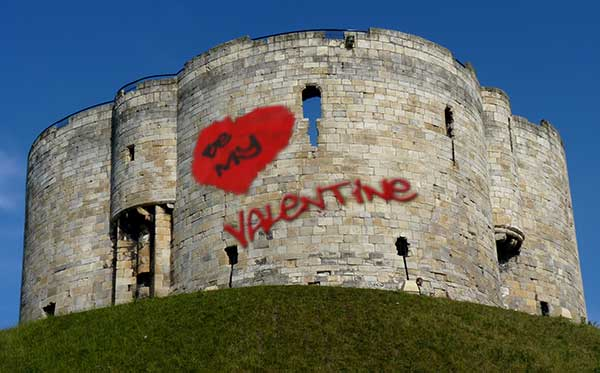 How to survive Valentine's Day in York