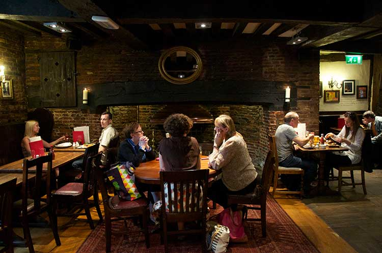 first look: inside historic york pub after its £300k makeover