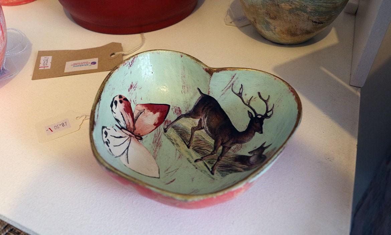 Small bowls, £8.50