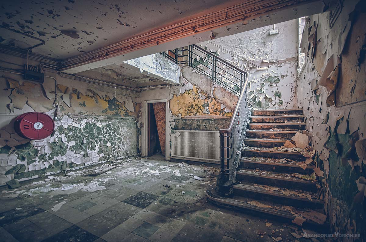 abandoned and overgrown photographer captures remarkable
