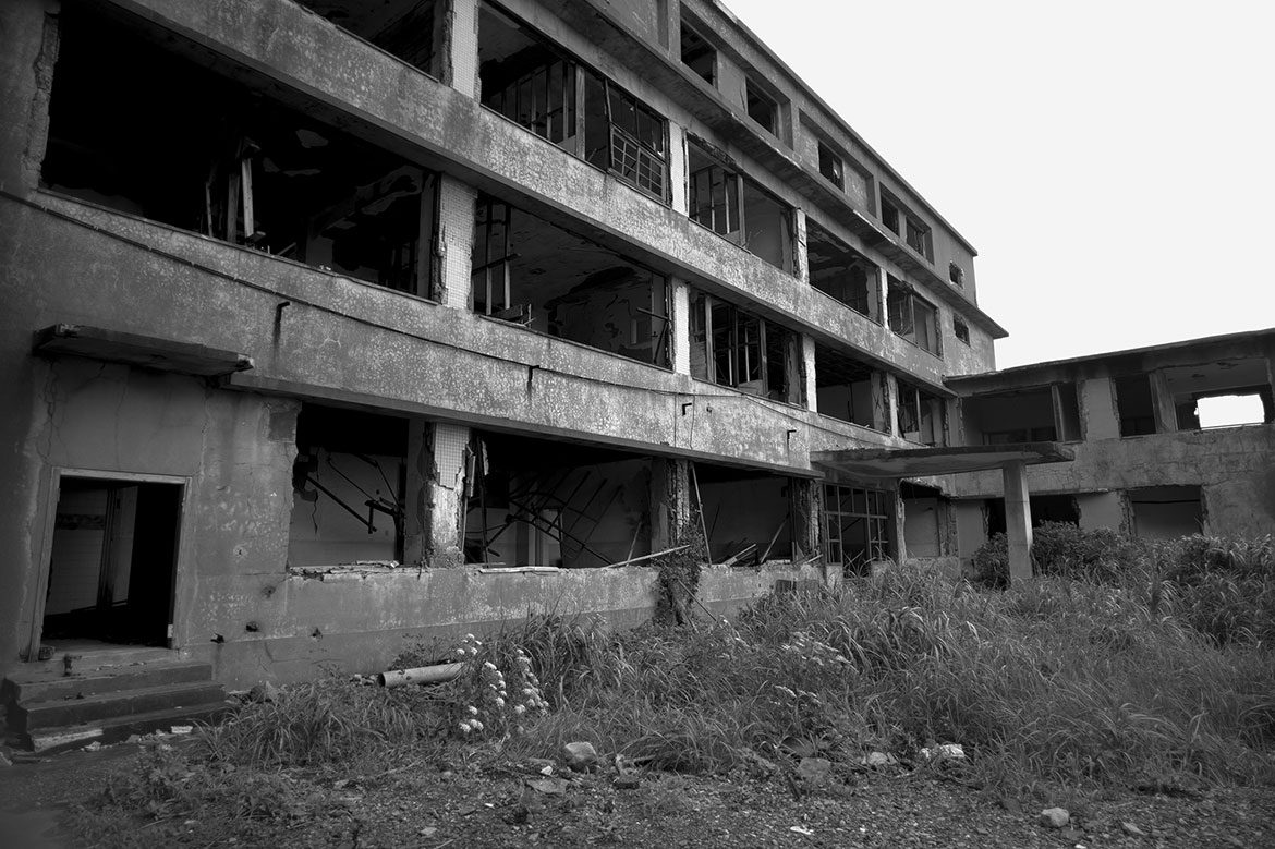 This was a hospital