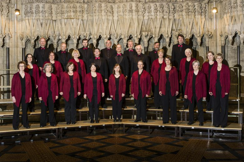 The Chapter House Choir (picture by Michael J Locke)