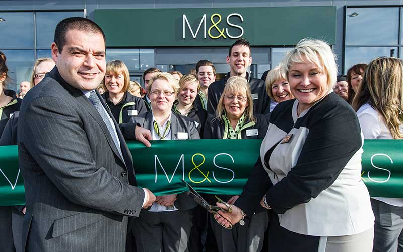 york marks and spencer vangarde monks cross