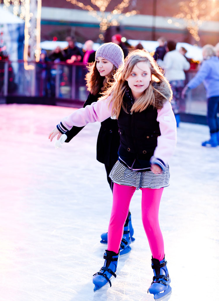 Ice to see you, to see you ice - Yorkshire's Winter Wonderland makes a welcome return