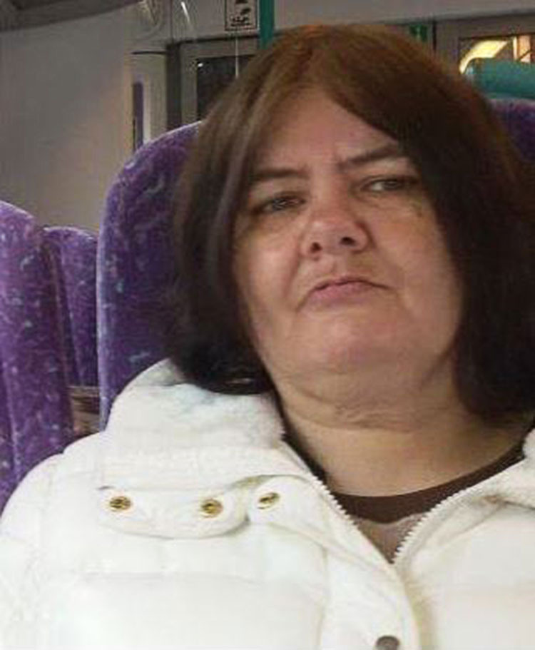 Missing: Colleen Jarvis