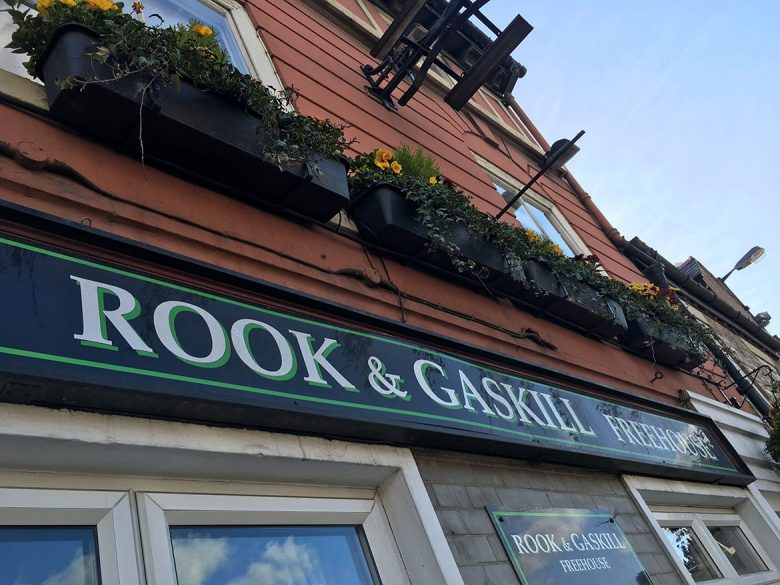 Pub of the year… Rook & Gaskill on Lawrence Street. Photograph: YorkMix