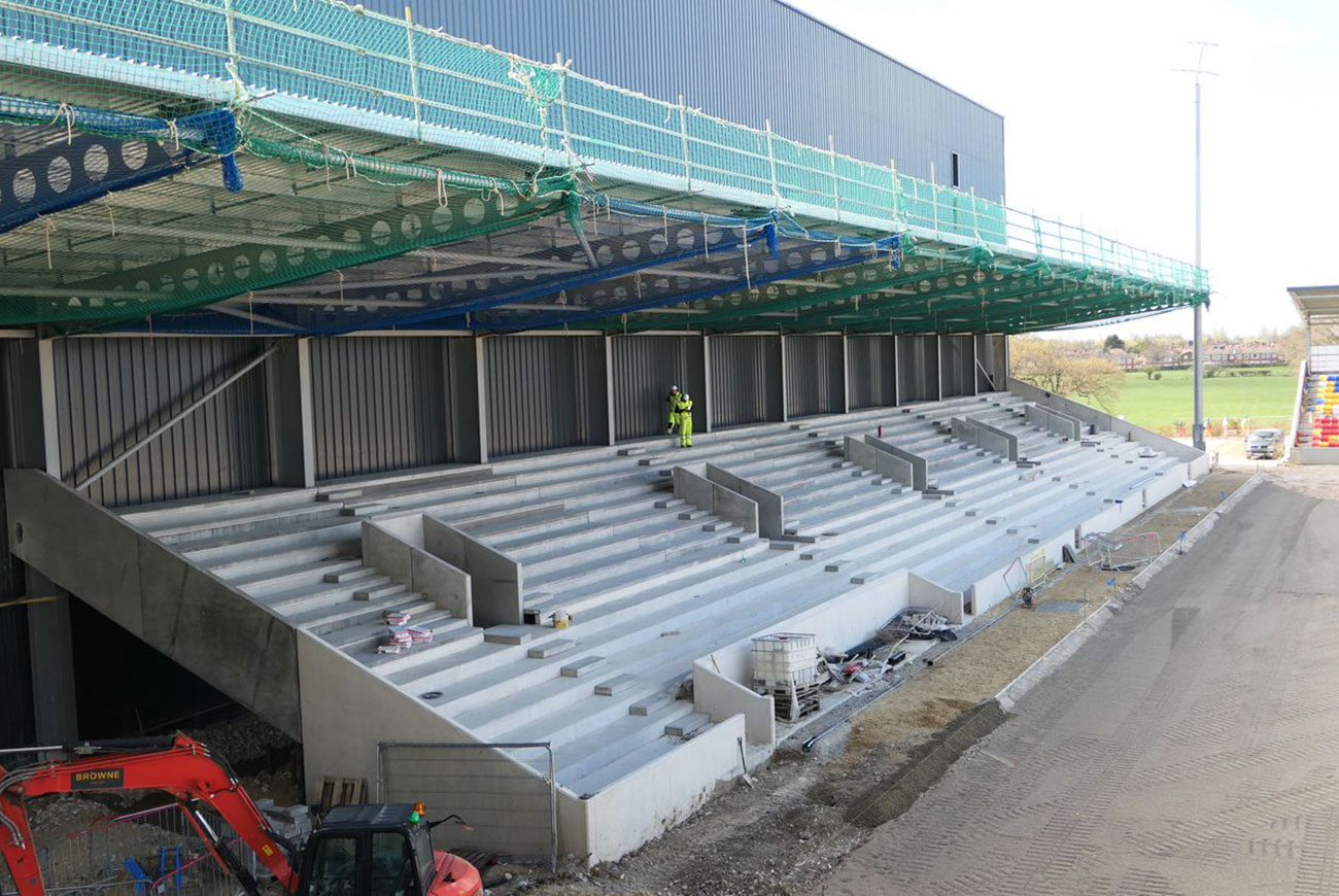 Madison Square Garden: York Stadium May Not Open Till October, Says Council