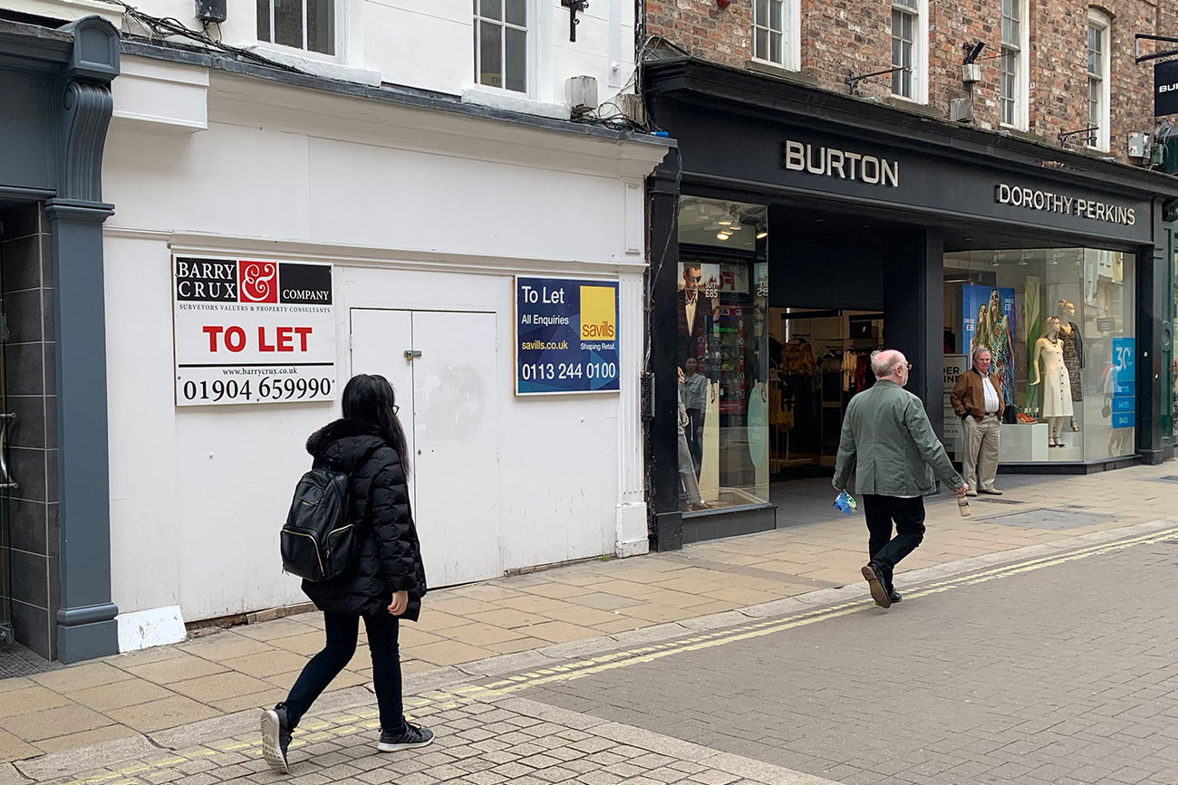 City clothing store earmarked for closure by major fashion retail group